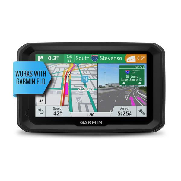ed4cd16205 GPS Garmin para Camiones DEZL 580 LTM-D + Mapas Topo + 8 gb + ...