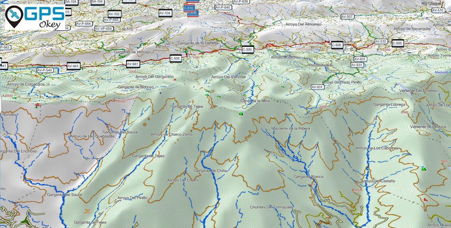 tar 8 gb + mapa topográfico de españa gps garmin epix